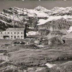 Hôtel Dents du Midi à Salanfe
