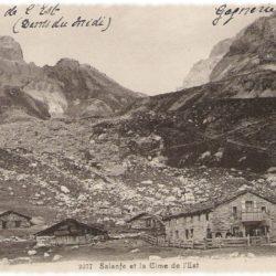 Petit historique de Salanfe
